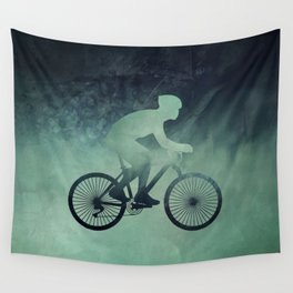 Bicycle lover Wall Tapestry