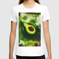 avocado T-shirts featuring Avocado by Marven RELOADED