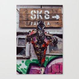 sk8 Canvas Print