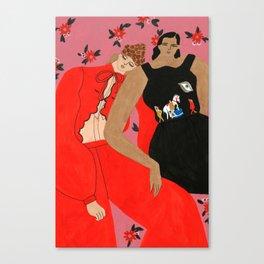 Vivetta Fall 17 Canvas Print