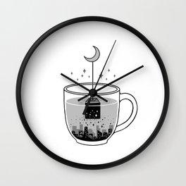 Please Brew Me a GoodNight Wall Clock