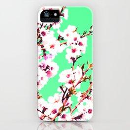 Sakura XII iPhone Case