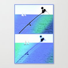 Long Live The Weekend! Canvas Print