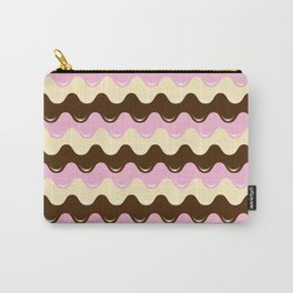 Melting Icecream Carry-All Pouch