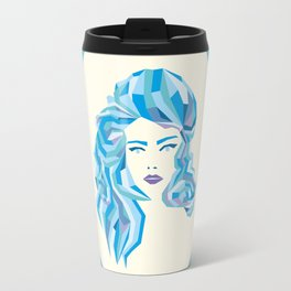 Blue Mood Travel Mug