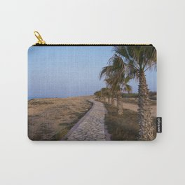 A Path Along the Sea Carry-All Pouch