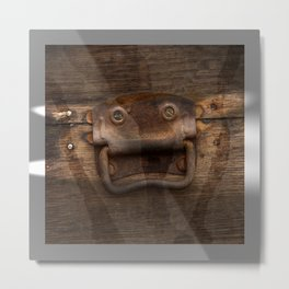 You Can't Handle The Truth Metal Print
