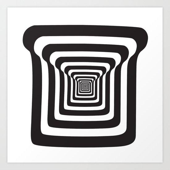 Make me a sandwich Art Print