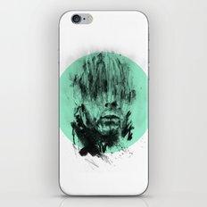 Man_1.4 iPhone & iPod Skin
