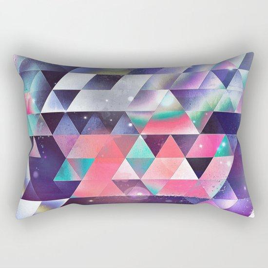 rycyptyr Rectangular Pillow