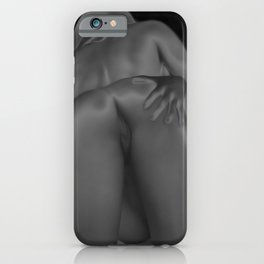 Lesbian Lovers iPhone Case