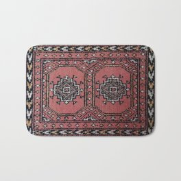 Traditional Rug - Pink Bath Mat