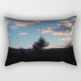 UNIQUE IN THE FOREST Rectangular Pillow