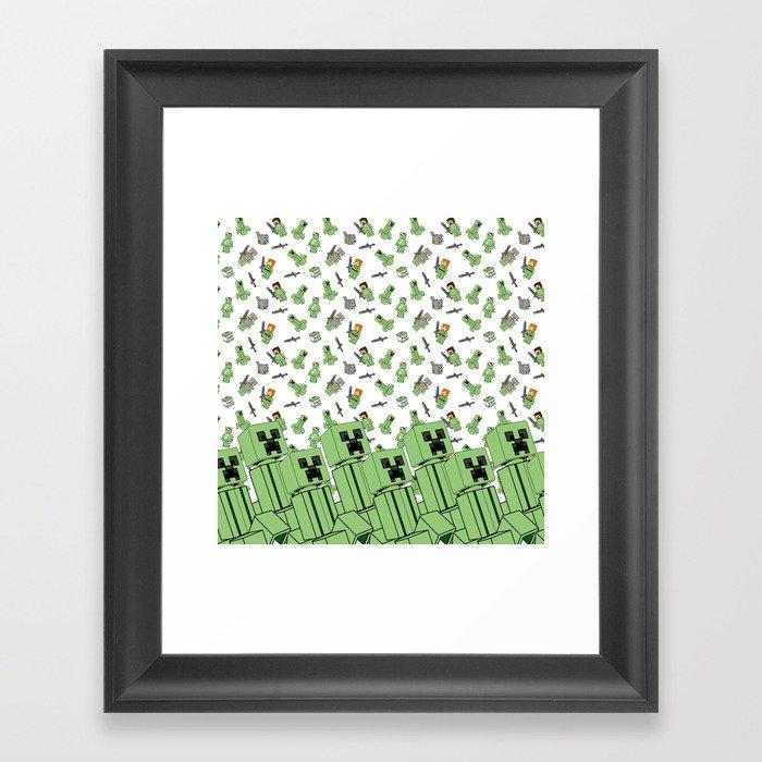 Lia 3 Framed Art Print
