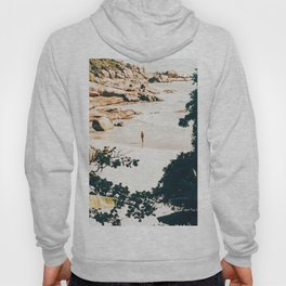 Solo Traveler || #illustration #travel Hoody