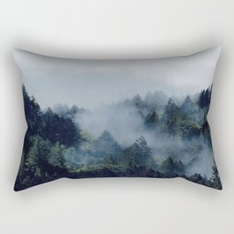 End in fire Rectangular Pillow