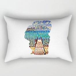 Pier Pleasure Rectangular Pillow