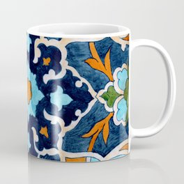 Mediterranean tile Coffee Mug