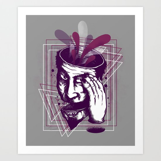 The Illusionist Art Print