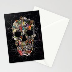 Fragile Skull Stationery Cards