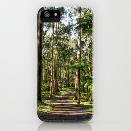 Mount Dandenong, Victoria iPhone Case