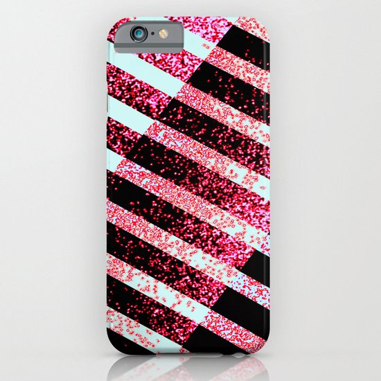 sparks and stripes iPhone & iPod Case