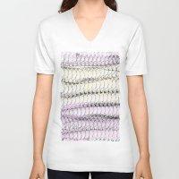 monty python V-neck T-shirts featuring python by gasponce