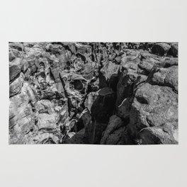 FOSSIL FALLS, CALIFORNIA Rug