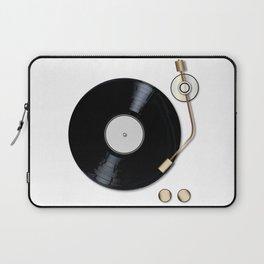 Record Deck Laptop Sleeve