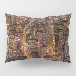 City Sunset Pillow Sham