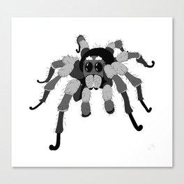 Tarantula / Tarántula Canvas Print