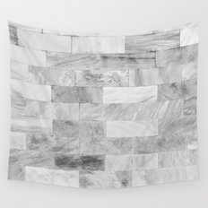 Marble Wall Wall Tapestry