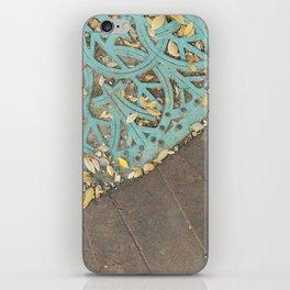 Iron Lace iPhone Skin