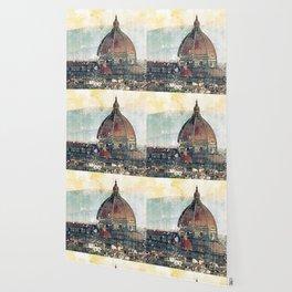 Florence - Cattedrale di Santa Maria del Fiore Wallpaper