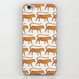 Jaguar Pattern iPhone Skin