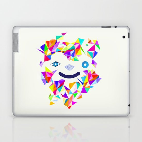Chromatic character  Laptop & iPad Skin