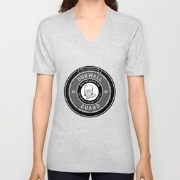 Whiskey & Cigars (Grey) Unisex V-Neck