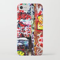 grafitti iPhone & iPod Cases featuring Grafitti by Emily Dolenz Photography