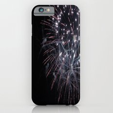 Blue Sparks Slim Case iPhone 6s
