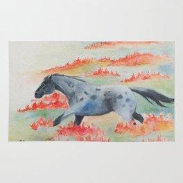 Indian Paintbrush Dakota Horse Rug