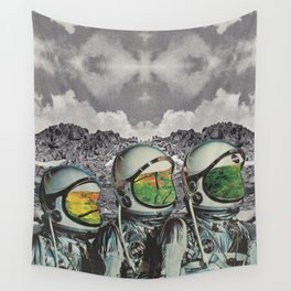 Les Distantes Wall Tapestry