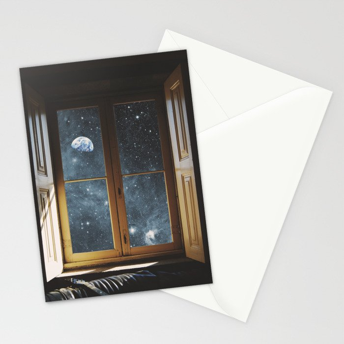 WINDOW TO THE UNIVERSE Stationery Cards