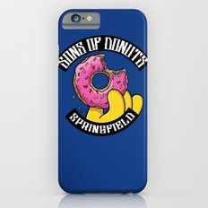 Sons Of Donuts / Simpsons / Donuts iPhone 6s Slim Case