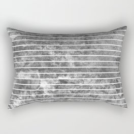 Stripes By Arlo Rectangular Pillow