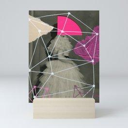 Klingonian Prom Mini Art Print
