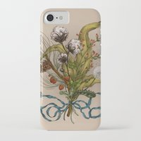 north carolina iPhone & iPod Cases featuring North Carolina Memories by Jessica Roux