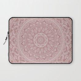 Mandala - Powder pink Laptop Sleeve