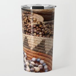 Santa Fe Beads Travel Mug