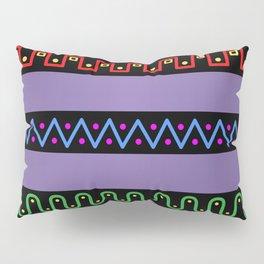 Wavy The Seven Pillow Sham