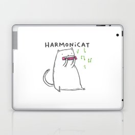 harmonicat Laptop & iPad Skin